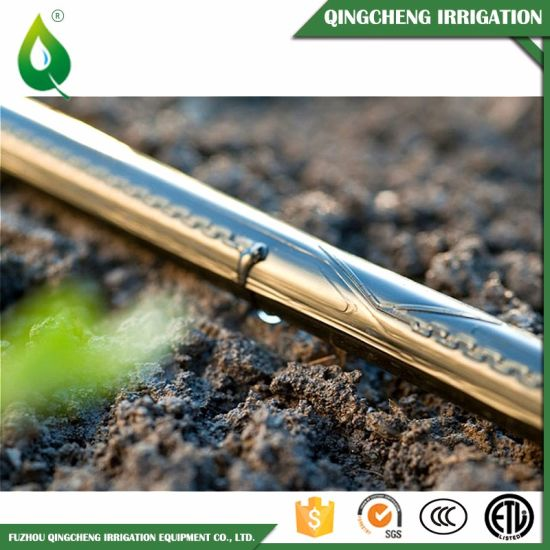 PVC Drip Irrigation Pipe Micro Spraying Round Drippers pictures & photos