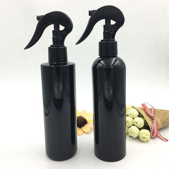 8oz Plastic Hair Spray Bottle pictures & photos