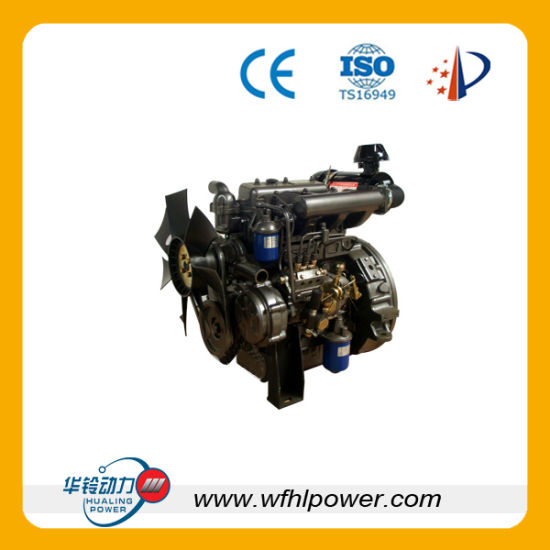 Diesel Engine (K4100D) pictures & photos