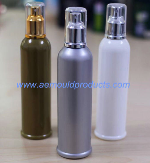 Plastic Mould for Manufacturing Cosmetic Bottle