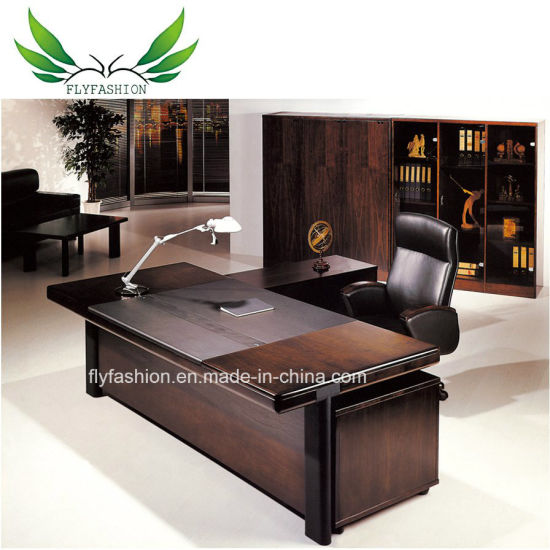 China High Quality Executive Desk Office Furniture Luxury Wooden