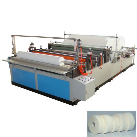 2000mm Automatic Jumbo Roll Tissue Machine (JRT Machine) pictures & photos