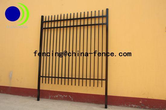 Palisade Steel Fence
