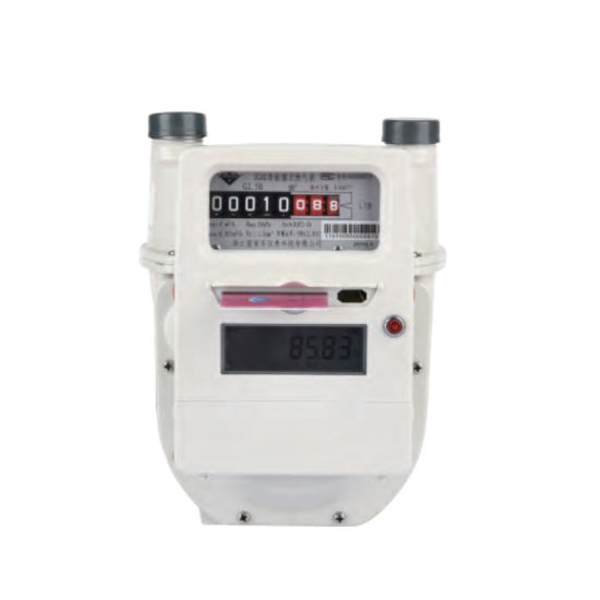 Civil IC Card Steel G4 Wireless Lora Intelligent Smart Gas Meter pictures & photos