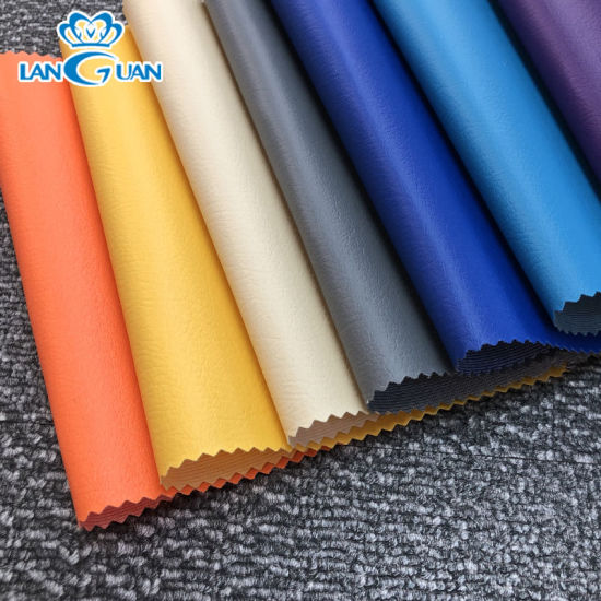Factory Wholesale PVC Synthetic Embossing Bag Leather