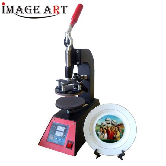 Heat Transfer Heat Press 8 Inch Sublimation Plate Machine for Wholesale