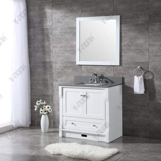China Affordable Top Quality Bathroom, Large Bathroom Vanity Cabinets