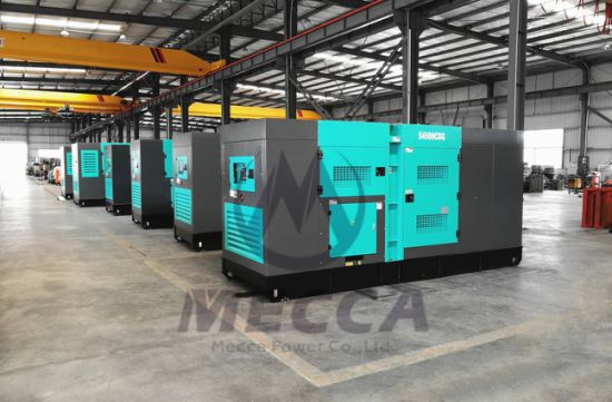 24kw/30kVA Cummins Super Silent Diesel Generator as Industrial Prime  Power[Mccu02]