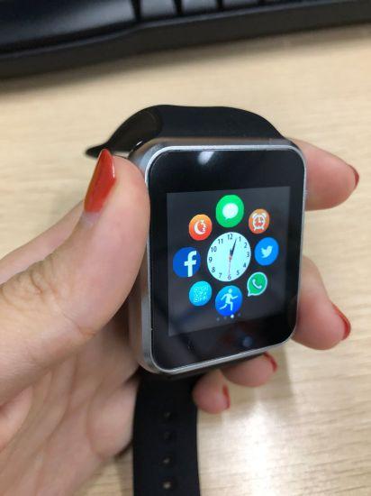 2018 Amazon Best Selling Smart Watch A1 Smart Watch Phone with SIM Card Sport Smartwatch
