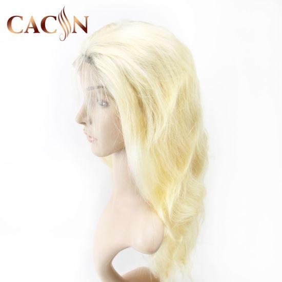 China 150 Density Short Blonde Curly Malaysian Virgin Human Hair Full Lace Wigs China Blonde Virgin Lace Wig And Blonde Malaysian Human Hair Full Lace Wig Price