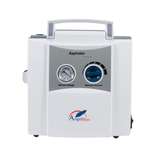Medical Portable Phlegm Suction Unit with Oil Free Pump Home