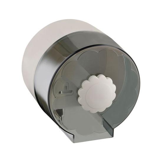 Luolin -Saver in Future- Paper Holder Bathroom Toilet Paper Roller, Tissue Holder Paper Towel Holder, Tissue Box Napkin Rack Paper Box Accessory, 9601-13