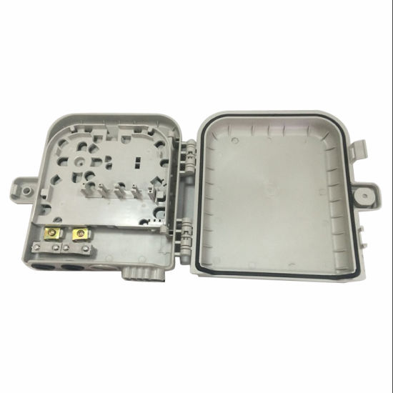 Fiber Optic Module 8 Port Splitter Distribution Box 1X4 1X8 Core Outdoor Fiber Optical FTTH Terminal Junction Box