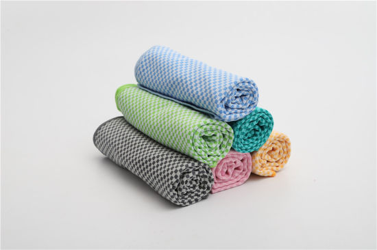 Sports Hiking Cold Feeling Towel pictures & photos