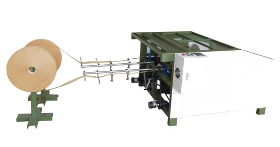 Double Line Paper Rope Making Machine for Shopping Bag