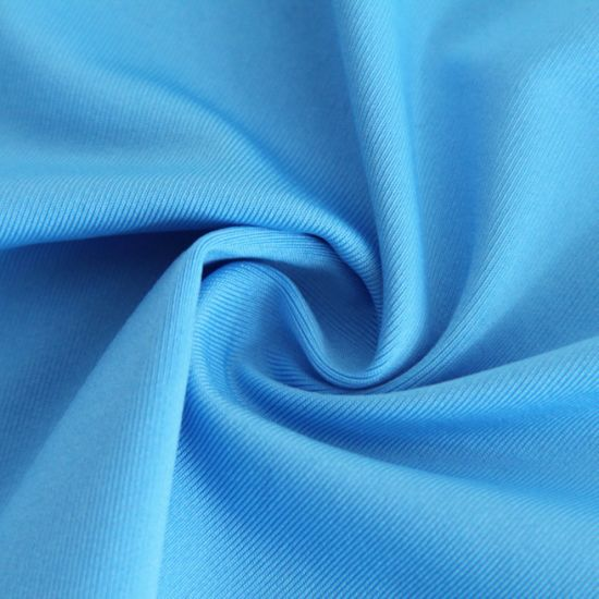 Polyester/Spandex Jersey Fabric with Elastic for Sportswear/Legging/T-Shirt pictures & photos