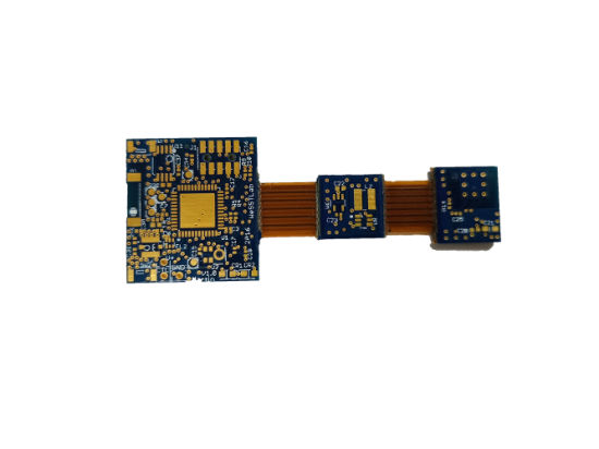 4 Layer FPC Fr4 Flex Board Flexible PCB From Szh China Flexible PCB Factory pictures & photos