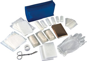 Sunmed First Aid Kit- Automobile First Aid Kit (DIN 13164)