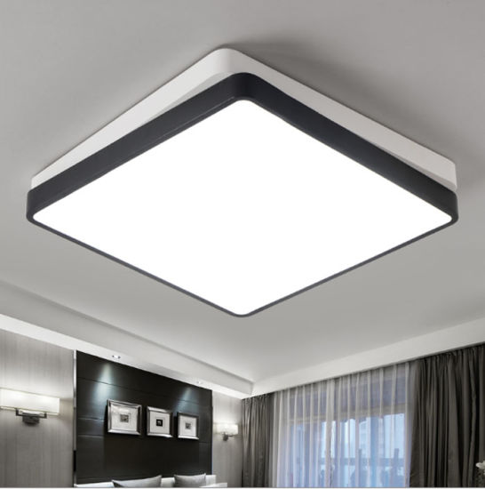 f07d1a330a08 Modern Contemporary Square LED Ceiling Lights Lamp Lighting for Bedroom/Living  Room/Kitchen pictures