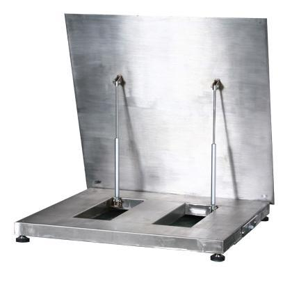 Stainless Steel Floor Scale (LP7620SS)