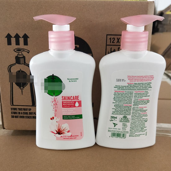 Washami Hot-Selling Foam Liquid Soap 200ml Handwash Available