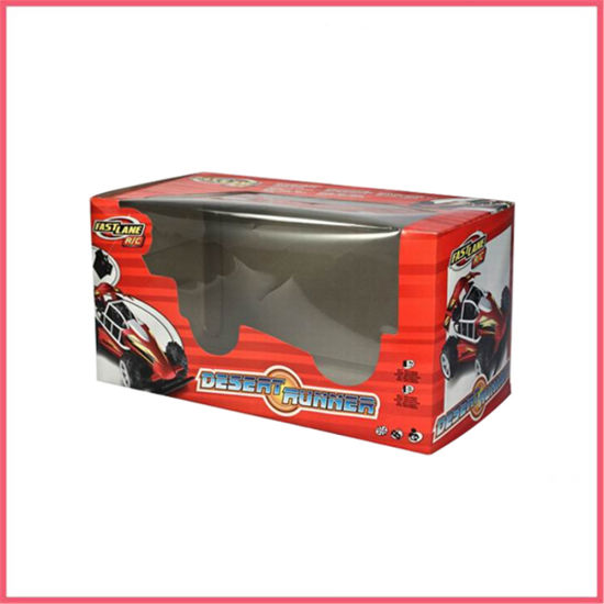 Custom Printed Corrugated Paper Kids Toy Box Manufacturer Supplier Factory