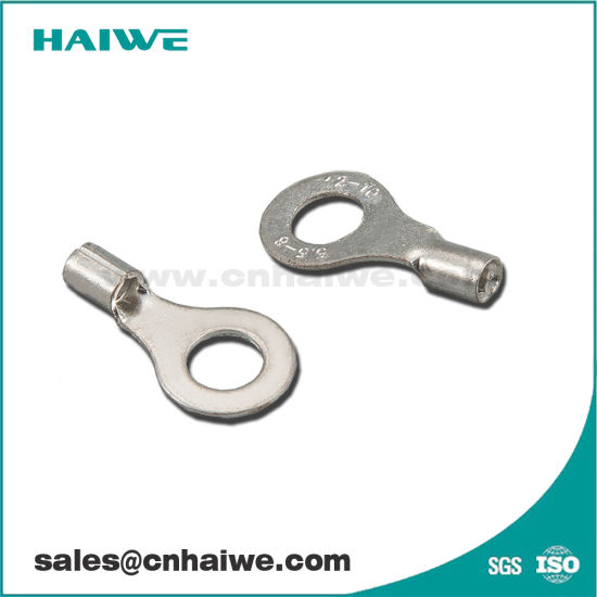 Ot Copper Passing Through Cable Lug for Electric Power Hardware