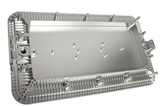 High Quality Aluminium Part CNC OEM Customized Aluminum CNC Machining Mechanical Part