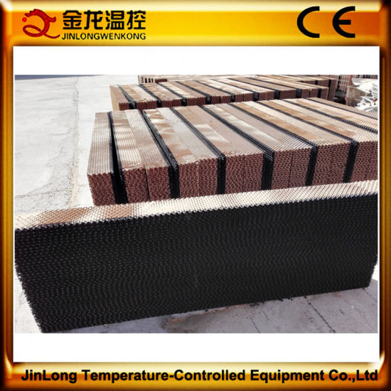 Jinlong Evaporative Cooling Pad for Greenhouse Horticulture pictures & photos
