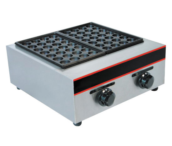Hot Sales 3 Pans Fish Pellet Grill (Electric and Gas) Et-Eh-867 pictures & photos