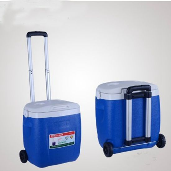 China Wholesale Trolley Cooler Bag