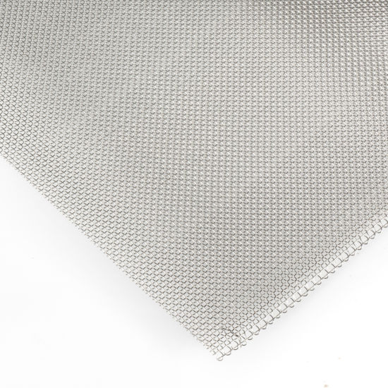 High Quality 304 316 Stainless Steel Wire Mesh for Oil Filter Cylinder