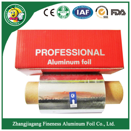 Aluminum Foil for Hairdressing Foil 026 pictures & photos