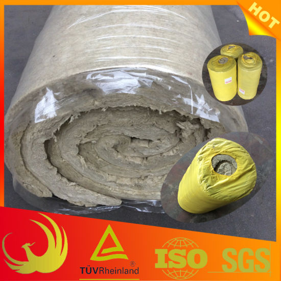 Rock Insulation Soundproofing Material Fireproof Blanket pictures & photos