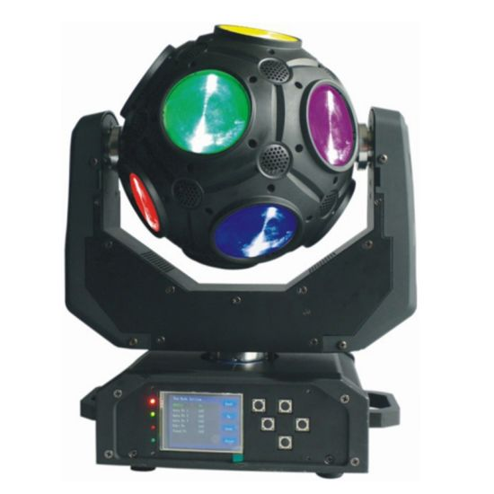 LED 12X20W RGBW Football Moving Head Disco Light pictures & photos