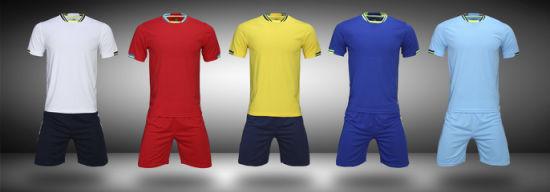 2018 Different Colors Soccer Uniforms