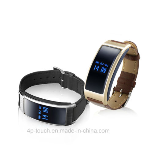 Fitness Tracking Bluetooth Bracelet with Blood Pressure Monitor K18c pictures & photos