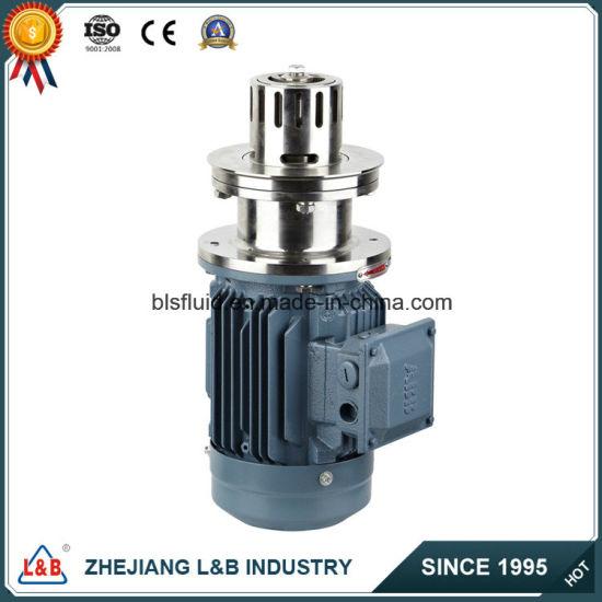 Brh6 Stainless Steel Customized High Shear Mixer Bottom Homogenizing Emulsifier