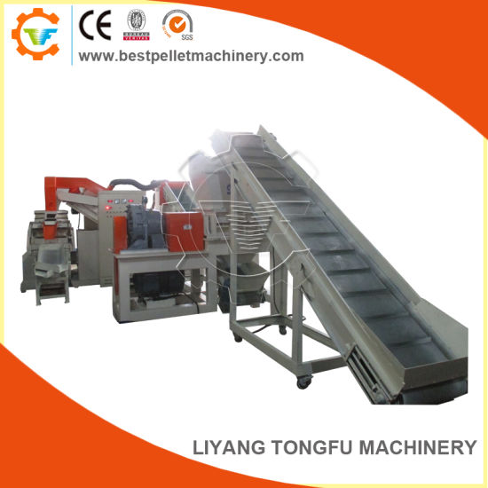 China Automatic Scrap Copper Cable Granulator Wire Recycling Machine ...