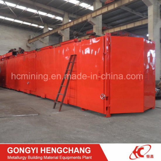 Factory Direct Supply Coal Charcoal Briquette Dryer pictures & photos