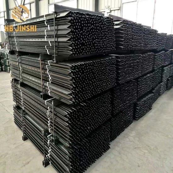 China Used Y Steel Fence Post Star Picket For Austrilia