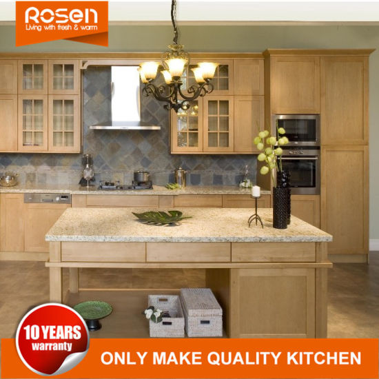 Purchase Birch Solid Wood Kitchen Cabinet Furniture Online From