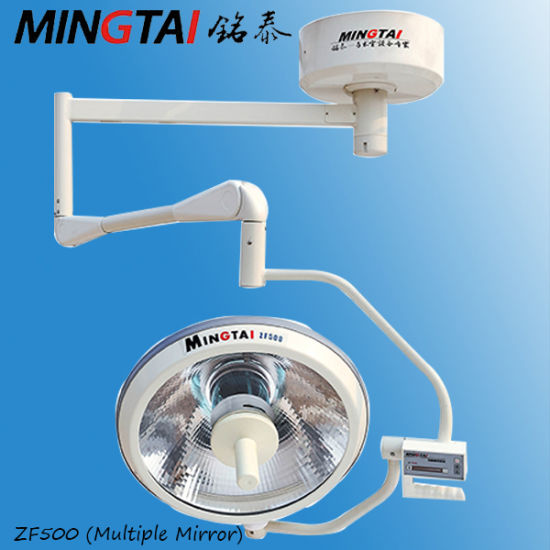 Shadowless Surgical Light Zf700/500 with Ce&ISO pictures & photos
