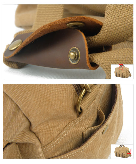 Man Travel Canvas Handbag Leisure Hand Bags (RS-L09) pictures & photos