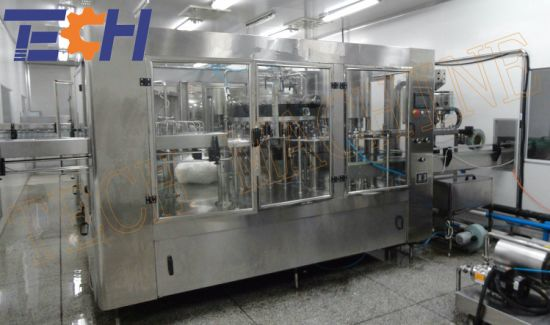 Automatic CSD Drink Filling Machine