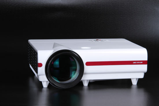 3500 Lumens Cheapest Price LED Home Cinema Projector pictures & photos
