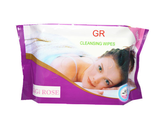 Ladies Daily Use High Quality Wet Wipe Make-up Removal Wipe