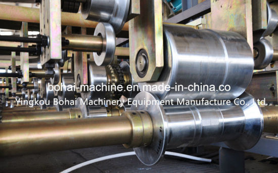 Bohai Metal Arch Roof Panel Roll Forming Machine pictures & photos