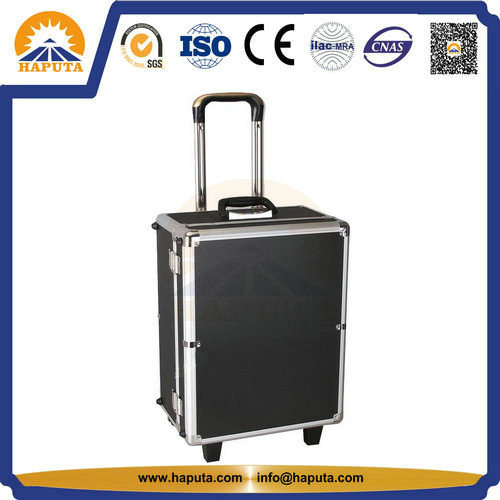 Tool Professional Black Aluminum Trolley Case for (HT-5201) pictures & photos