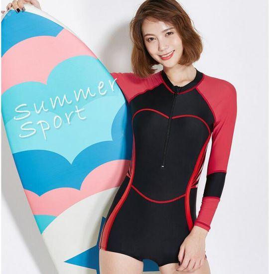 3a25183719feb UV 50+ Body Shape Lycra Diving Suit for Sportwear pictures & photos